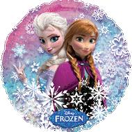 Frozen - 45cm Flat Foil