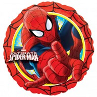 18 inch Foil - Spiderman