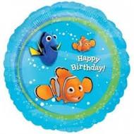 Nemo Birthday - 45cm Flat Foil