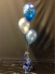 3 Balloon Table Centre Piece.
