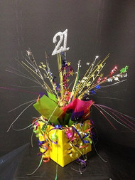 A17 Boxed Centre Piece
