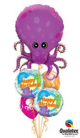 "MB6 Birthday ""Sea Creatures"""
