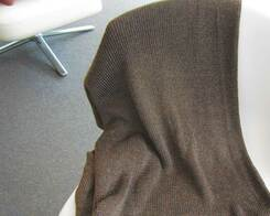 Cane-Line - Blanket (dark brown)