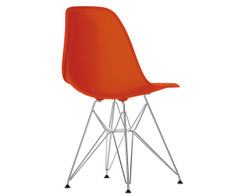 Vitra - DSR chair in Red (old height)