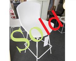 Knoll - Bertoia polypropylene bar stool