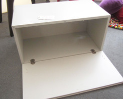 Lago - Flap-front cabinet