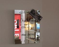 Chatboard - Mirror 40 x 50cm