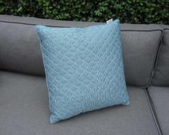 Cane-line - Harlequin scatter cushion (Blue)
