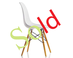 Vitra - DSW chair in White (old height)