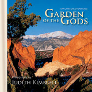 New landscape photography book about the Garden of the Gods park in Colorado Springs, Colorado