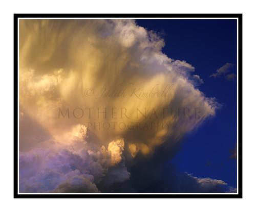 Cloud Formation over Colorado Springs, Colorado 2485