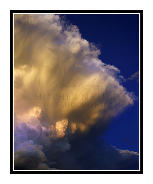 Cloud Formation over Colorado Springs, Colorado 2488