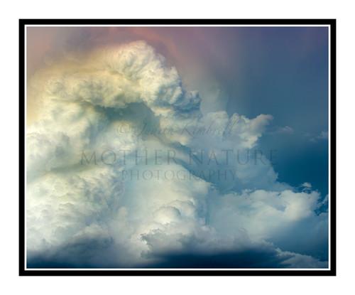Cloud Formation over Colorado Springs, Colorado 2490