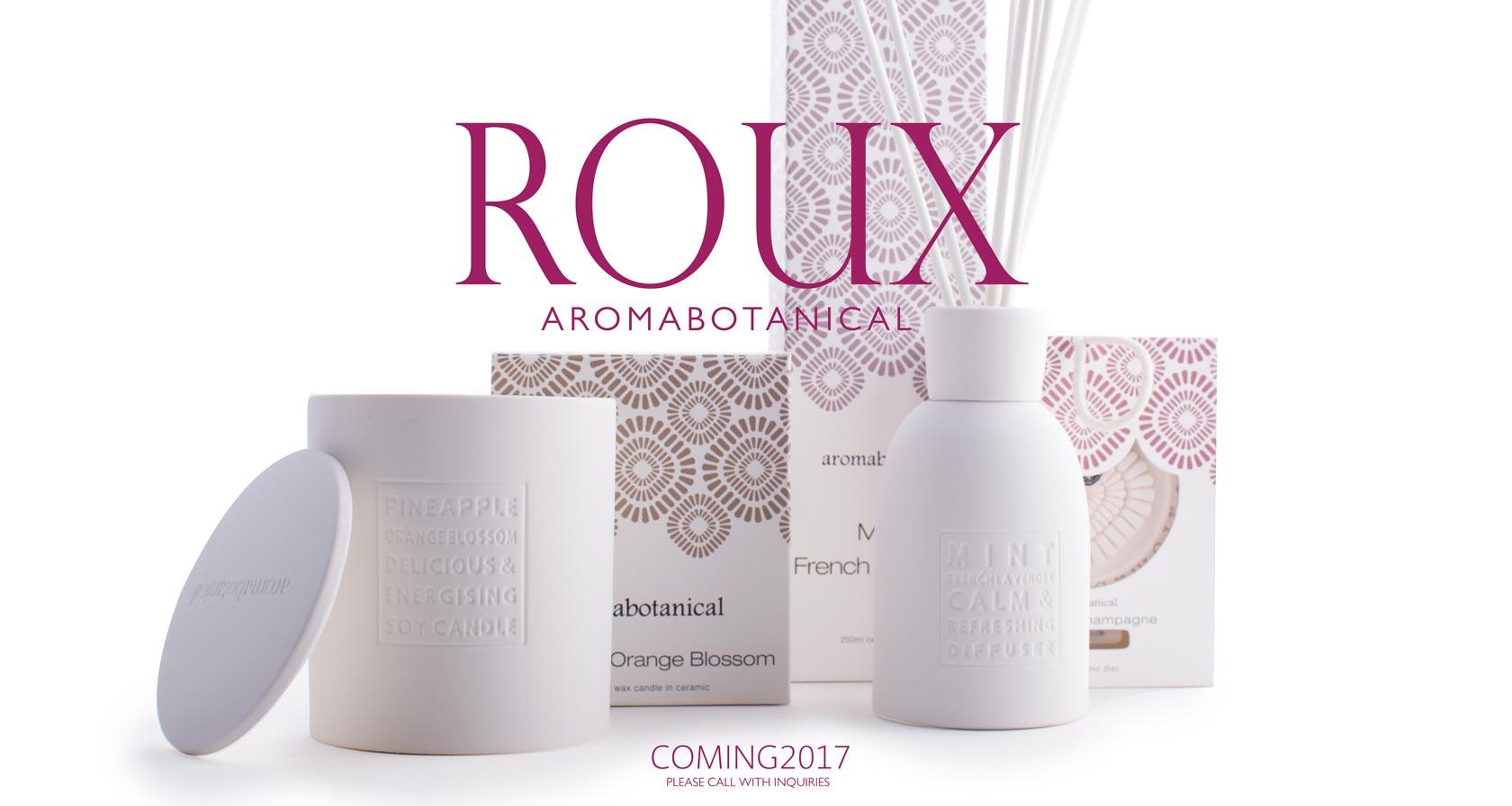 Roux Brands Wholesale Home Fragrance