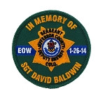 David Baldwin MEMORY PATCH