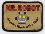 "MR ROBOT 2 1/2"" x 3 1/2"""