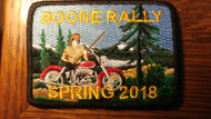 Boone 2018 Spring Rally
