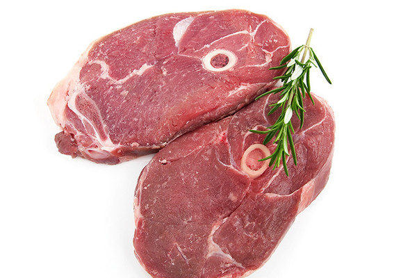 Goat Shoulder Chops Grass-Fed