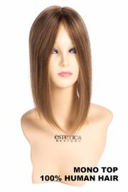 Estetica Wig - Mono Wiglet 12-HH Front