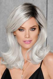 HairDo Wig - Whiteout (#HDWHIT) front 1
