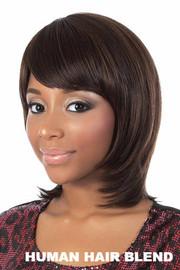 Motown Tress Wig - Autumn HH Blend Front 1