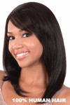 Motown Tress Wig - Ruby HIR Front 1