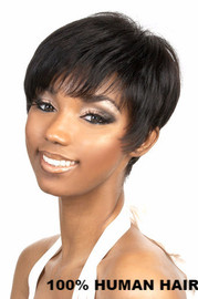 Motown Tress Wig - Bom HH Front 1