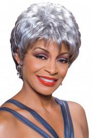 Foxy Silver Wig - Diane (#10362)