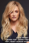 Jon Renau Wig - Blake HH Exclusive Colors (#726A) Front 1