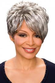 Foxy Silver Wig - Deborah (#10426)