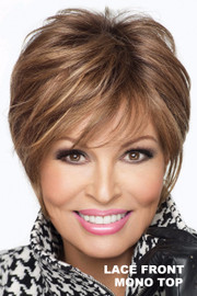 Raquel Welch Wig - Cover Girl front 1