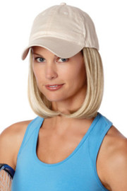 Henry Margu Wig - Classic Hat Beige (#8228) Front