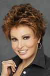 Raquel Welch Wig - Autograph front 2