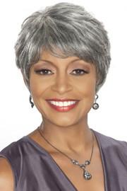 Foxy Silver Wig - Priscilla HH