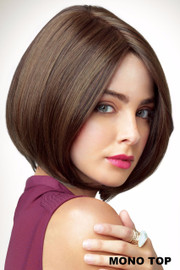 Simply Beautiful Wig by Revlon - Mila (#6606) Front/Side