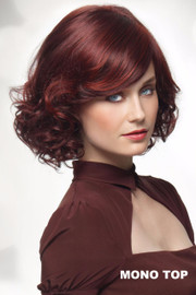 Simply Beautiful Wig by Revlon - Calista (#6610) Front/Side
