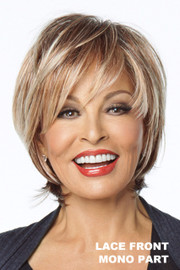 Raquel Welch Wig - On the Town front 1