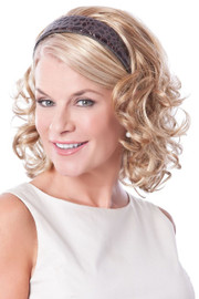 Toni Brattin Extension - Toni Headband Fall Curls front 1