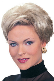 Jon Renau Wig - Playmate Straight (#611A) Front