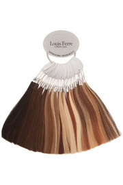 Wigs Color Ring: Louis Ferre Human Hair