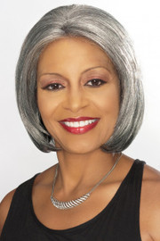 Foxy Silver Wig - Eleanor LF