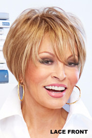 Raquel Welch Wig - Text-ure Me front 1