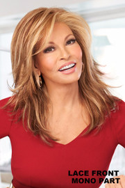 Raquel Welch Wig - Statement Piece front 1