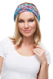 Head Wraps - Softie Boho Beanie (Prints) by Jon Renau Front