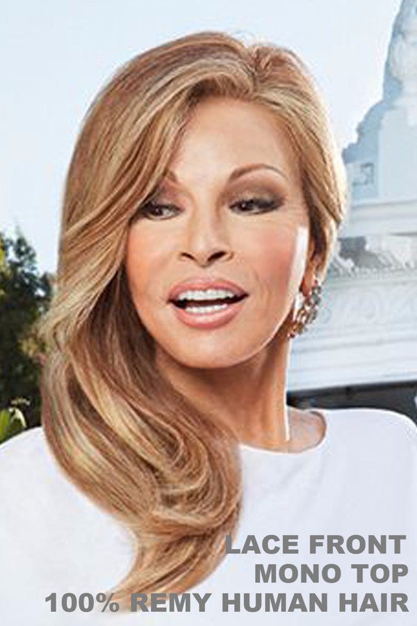 Raquel Welch Wig - Provocateur front 1