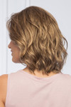 Gabor Wig - Soft and Subtle back 1