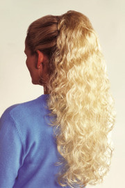 Easy Clip Soft Curl (#CP-19) Back