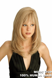 Louis Ferre Wig - Amber HH (#9001) Front