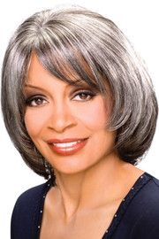 Foxy Silver Wig - Madison (#10421)