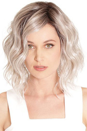 Belle Tress Wig - Vienna Roast (#6028) front 1
